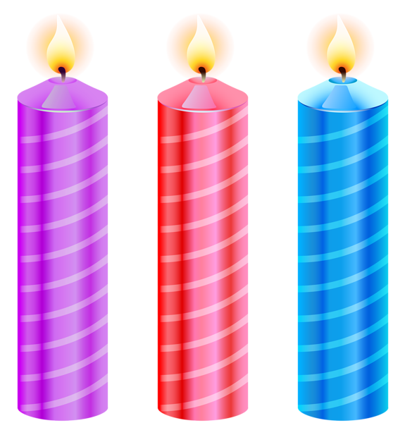 Free birthday candle clipart freeuse Birthday Candles PNG Transparent Free Images | PNG Only freeuse