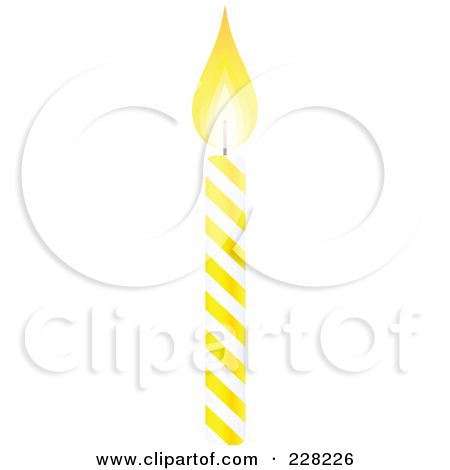 Free birthday candle clipart picture download Royalty-Free (RF) Birthday Candle Clipart, Illustrations, Vector ... picture download