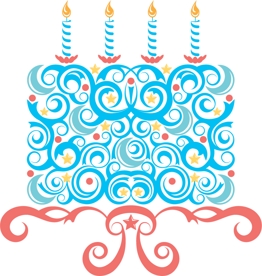 Free birthday clipart for a 8 year old girl clipart royalty free library Free clipart birthday cake for 8 year old girl - Clip Art Library clipart royalty free library