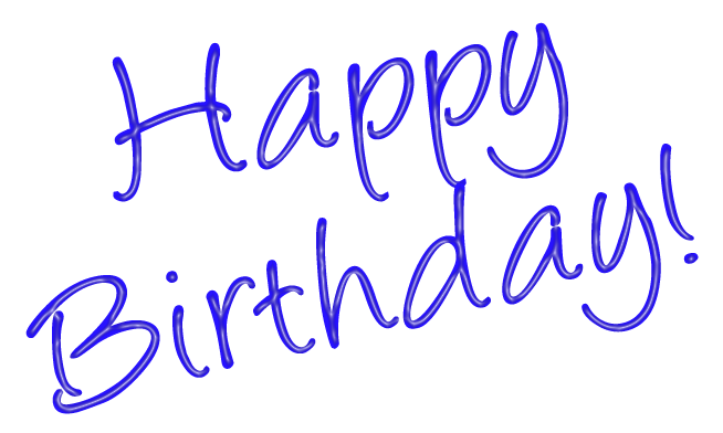 Free birthday clipart for facebook clipart black and white library Happy birthday clipart for facebook – Gclipart.com clipart black and white library