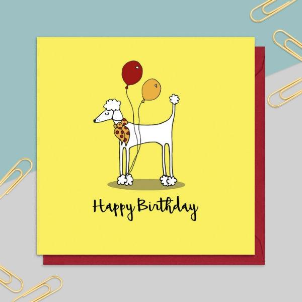 Free birthday clipart pets jpg transparent library 14+ Dog Birthday Card Templates & Designs - PSD, AI   Free & Premium ... transparent library