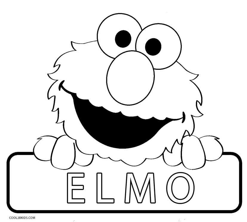 Free birthday daddy elmo clipart template iron on jpg library download Elmo Coloring Pages Ideas | Coloring Pages For Kids | Elmo coloring ... jpg library download