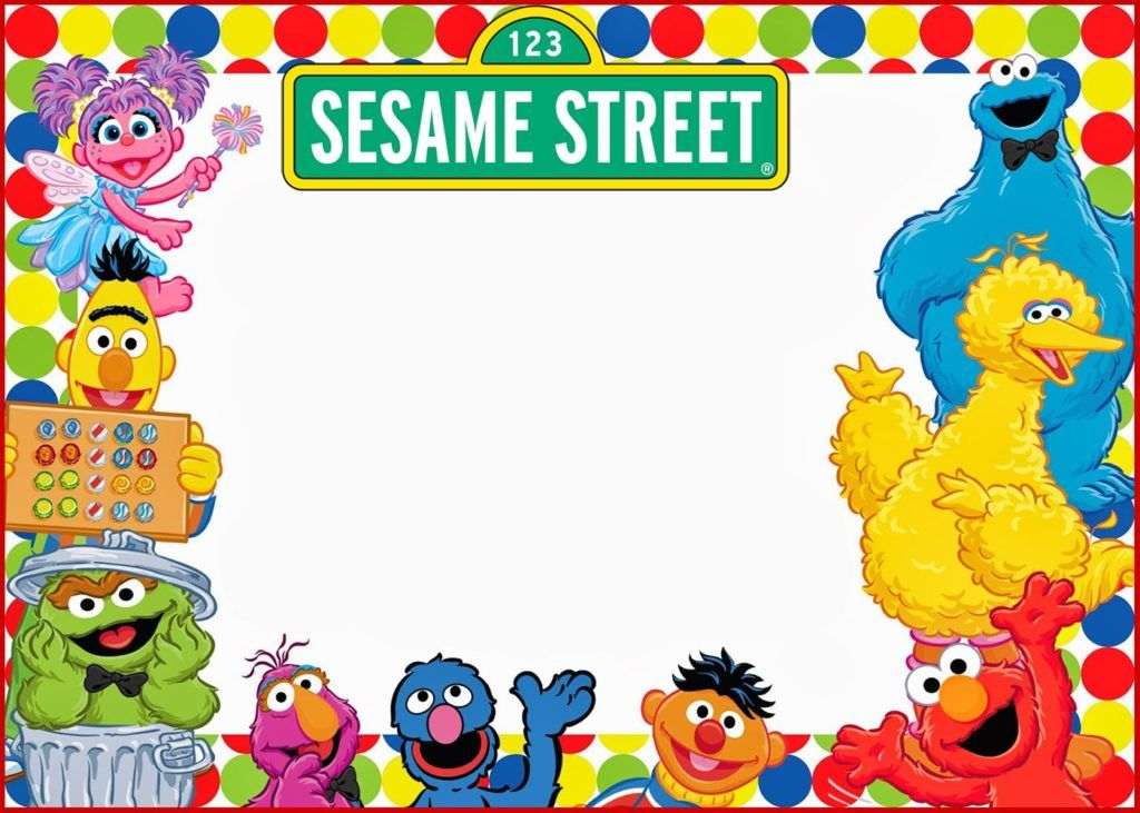 Free birthday daddy elmo clipart template iron on image transparent download Elmo and Sesame street Birthday Party Invitation | Coolest ... image transparent download