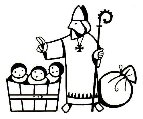 Saint nick clipart picture download Free All Saints Day Clipart, Download Free Clip Art, Free Clip Art ... picture download