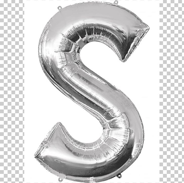 Free black and white balloon images of alphabet clipart transparent download Balloon Alphabet Letter Silver Aluminium Foil PNG, Clipart, Alphabet ... transparent download