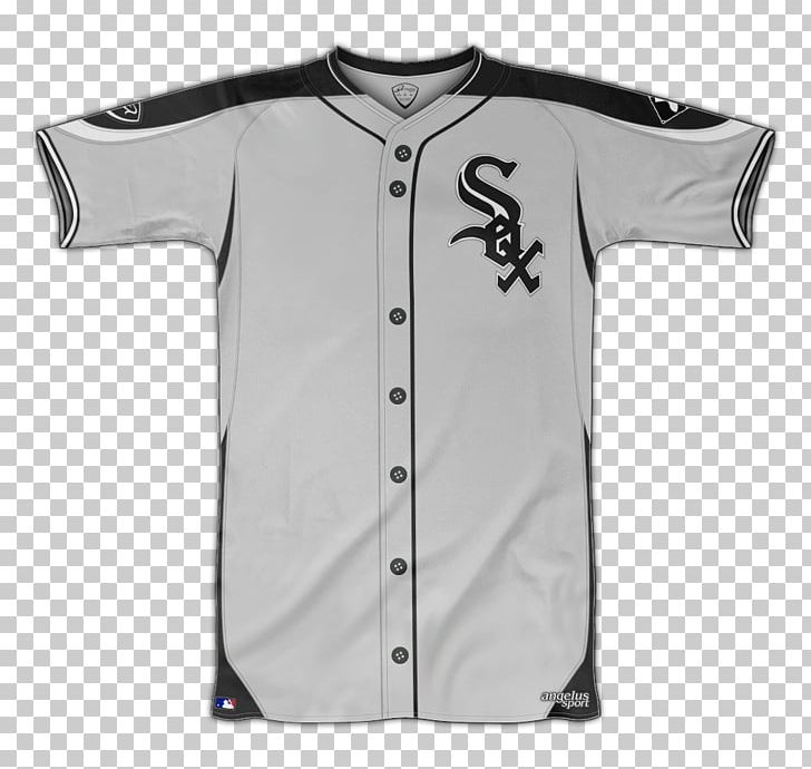 Free black and white baseball jersey clipart image download Sports Fan Jersey Baseball Uniform T-shirt Chicago White Sox PNG ... image download