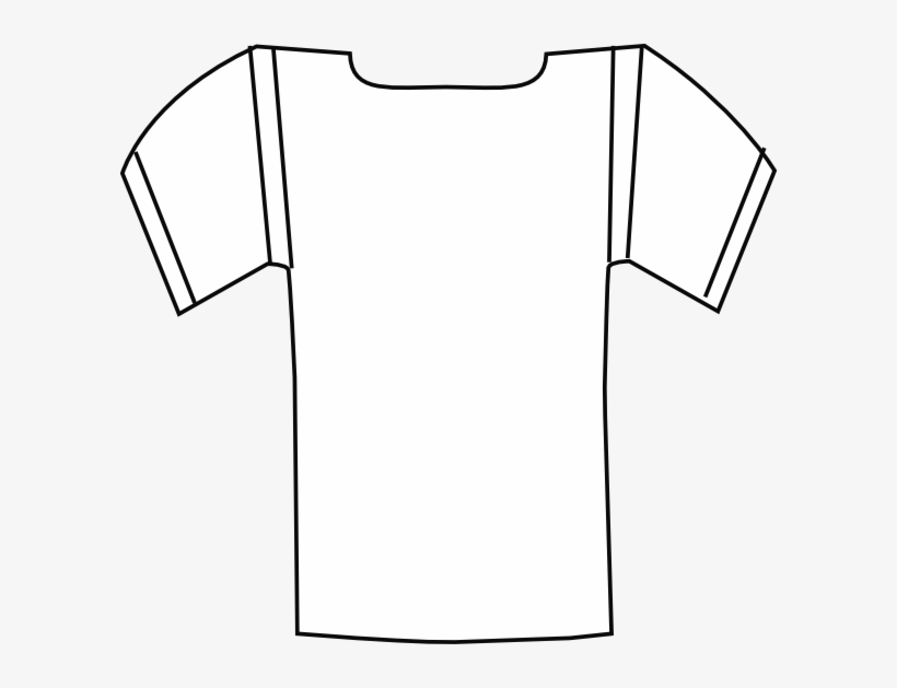Free black and white baseball jersey clipart image Blank - Baseball Jersey Clip Art - Free Transparent PNG Download ... image