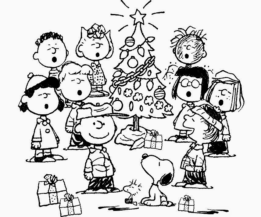 Free black and white charlie brown christmas clipart. Peanuts cliparts download clip