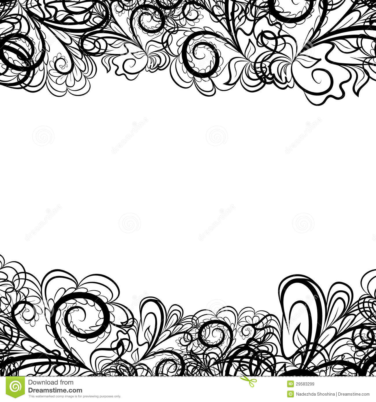 Lace border clipart png royalty free library Vintage Lace Clipart | Free download best Vintage Lace Clipart on ... png royalty free library