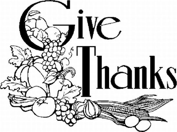 Free black and white clipart for happy thanksgiving vector free library Thanksgiving Images Black And White, Thanksgiving Messages Free ... vector free library