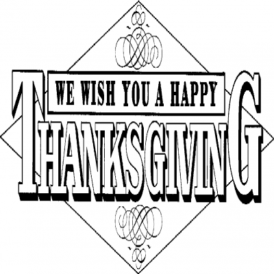 Free black and white clipart for happy thanksgiving jpg library download Thanksgiving black and white thanksgiving clipart archives - WikiClipArt jpg library download