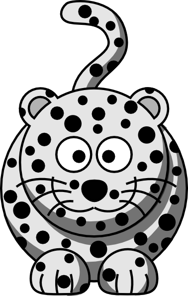 Free black and white clipart for leopard clip download Free Snow Leopard Cliparts, Download Free Clip Art, Free Clip Art on ... clip download