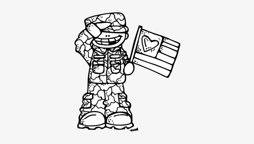Holiday veteran clip . Free black and white clipart for memorial day sunday