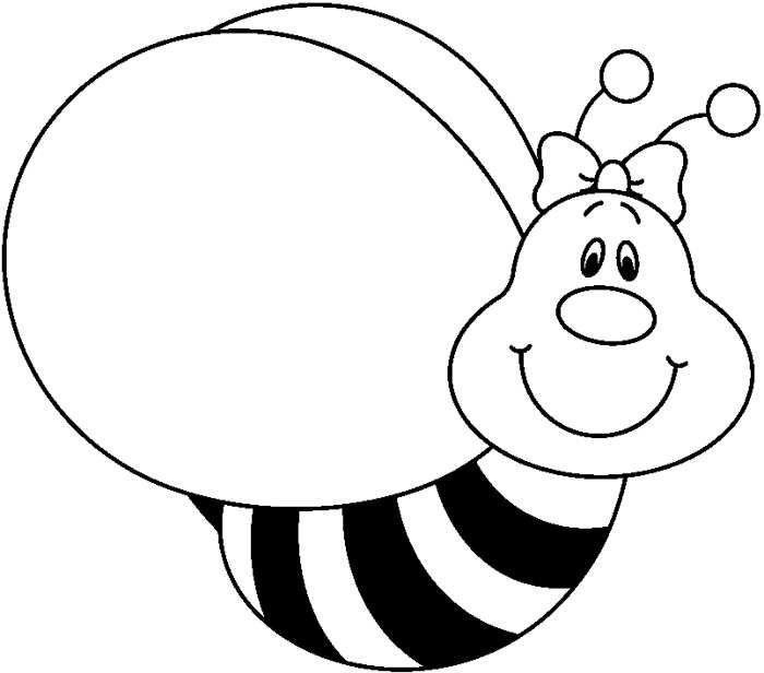 Free black and white clipart for school. Border panda