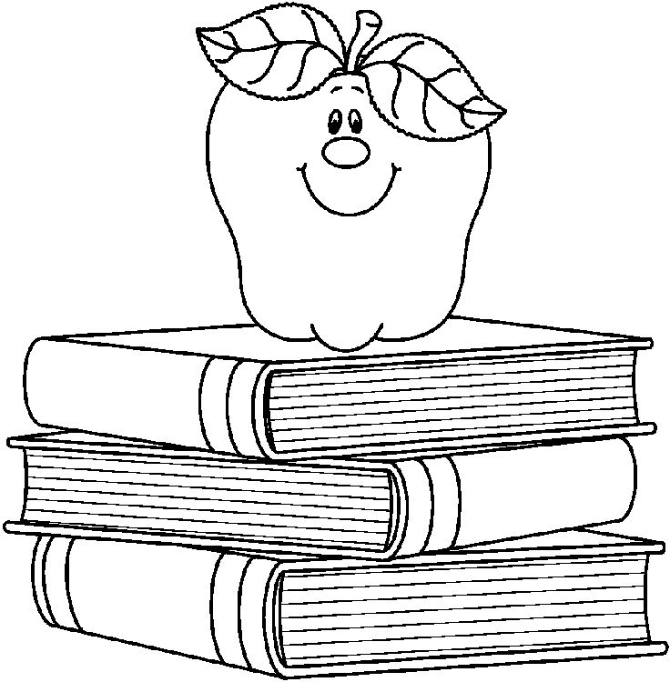 Free black and white clipart for school. Cliparts download clip art