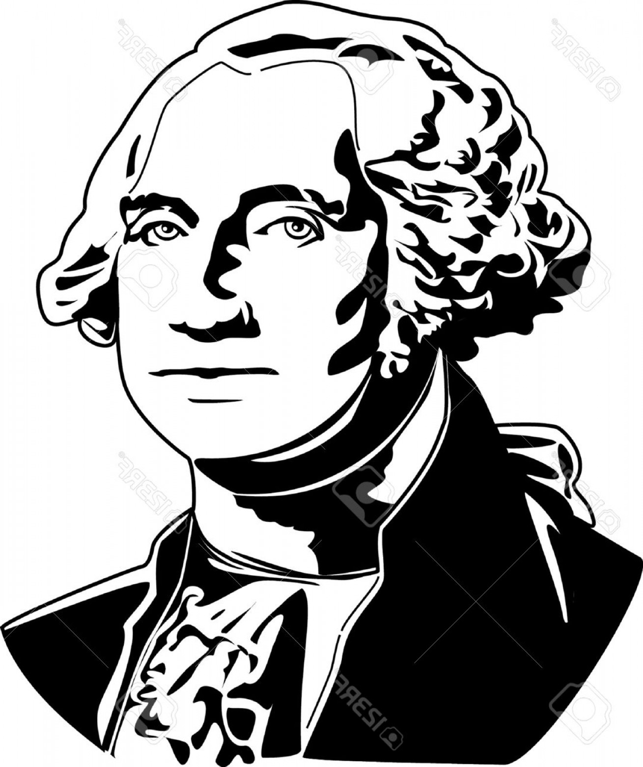 Free black and white clipart george washington boat illustration picture black and white library George washington paintings search result at PaintingValley.com picture black and white library