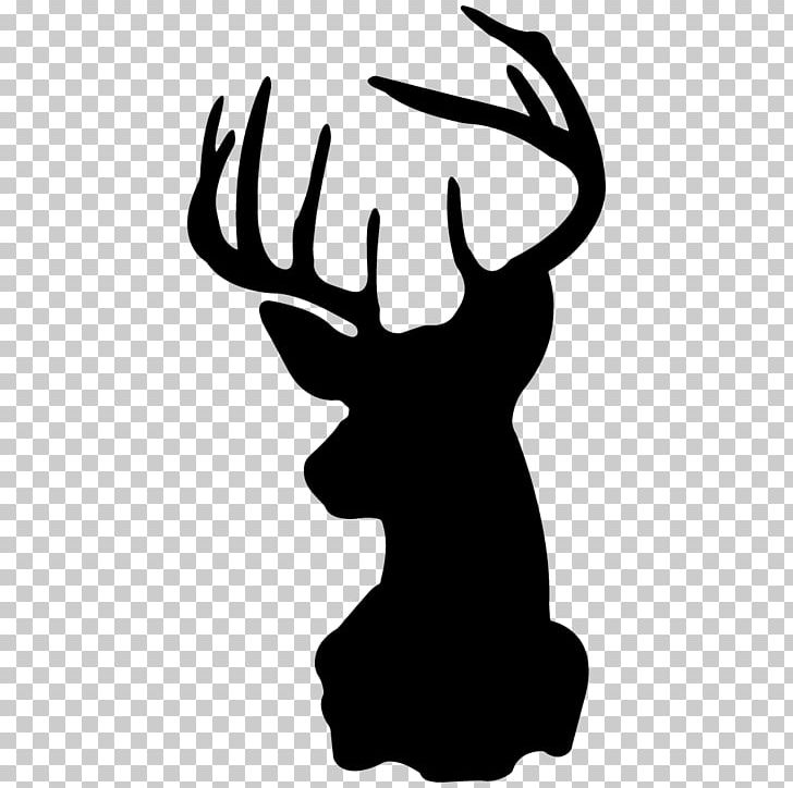 Free black and white clipart images deer hunting. Png animals antler autocad