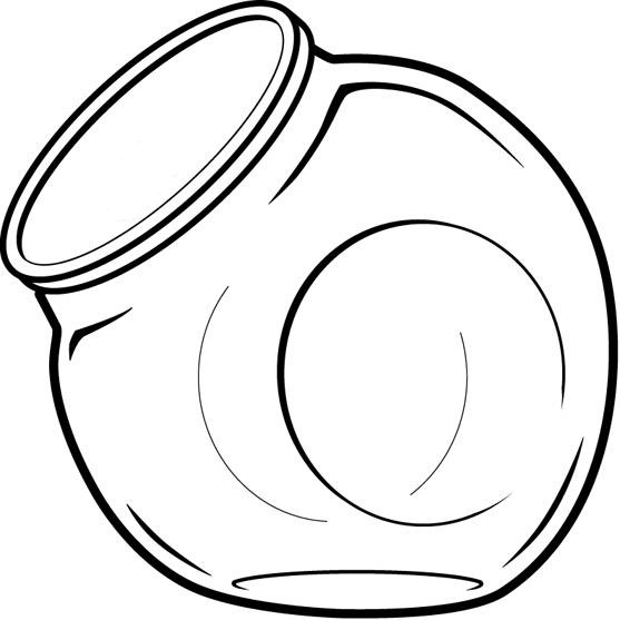 Free black and white clipart of candy jars transparent stock Free Jar Cliparts, Download Free Clip Art, Free Clip Art on Clipart ... transparent stock