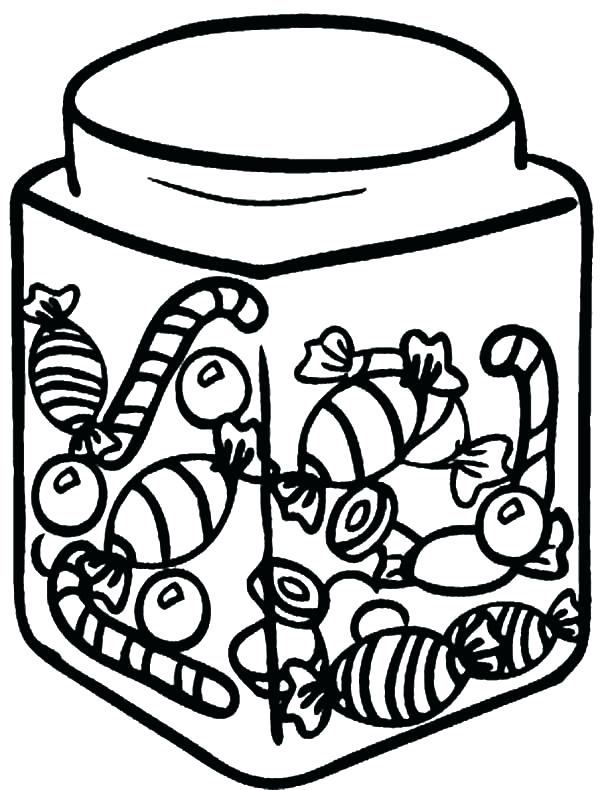 Free black and white clipart of candy jars picture black and white library Clipart Jar Candy Free Image Jardinage – Mover4 picture black and white library