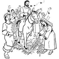 Free black and white clipart palm sunday jpg transparent download Palm Sunday Png Black And White & Free Palm Sunday Black And White ... jpg transparent download