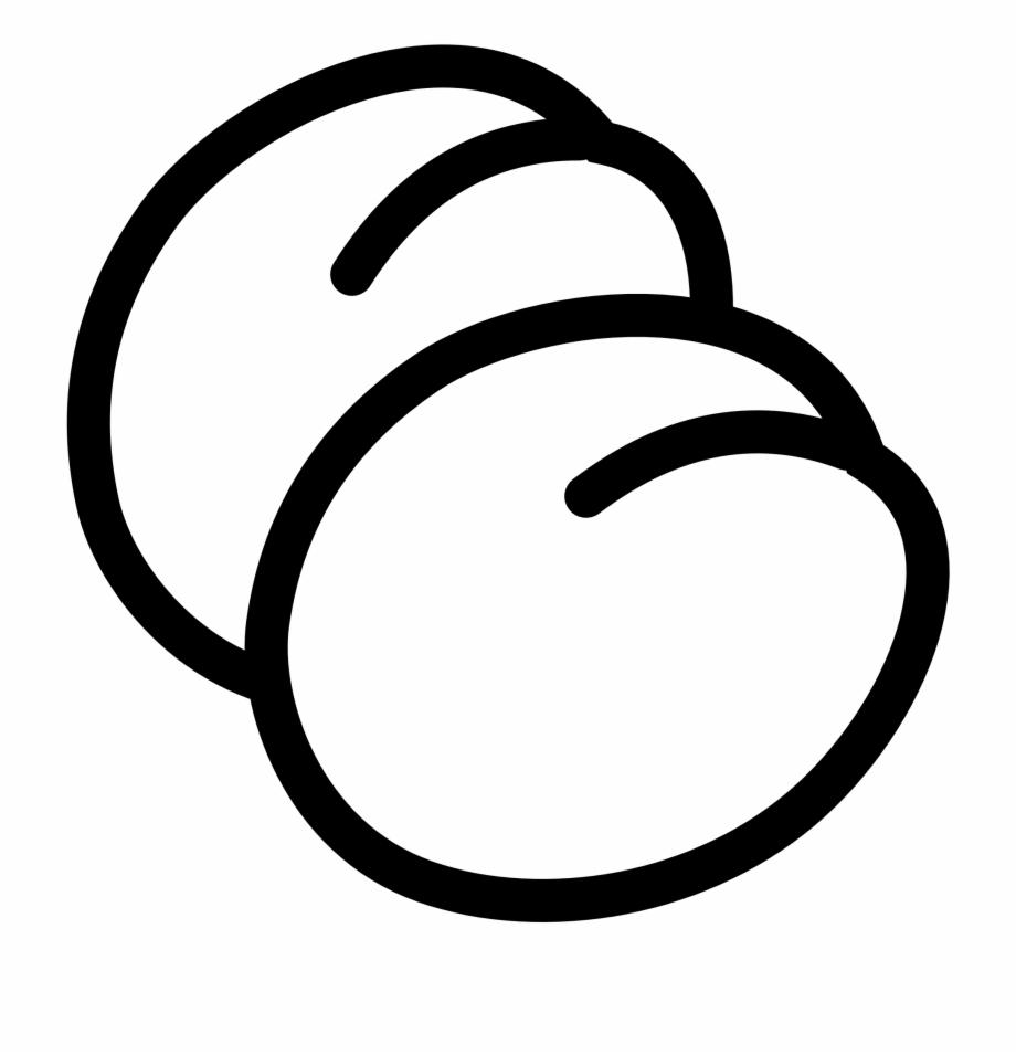 Free black and white clipart plum banner black and white stock Plum Clipart Prunes - Plums Clipart Black And White, Transparent Png ... banner black and white stock