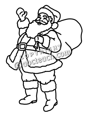 Free black and white clipart santa workshop picture Gingerbread Man Clipart Black And White | Free download best ... picture
