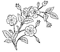 Free black and white floral clip art clipart stock Free vintage clip art black and white - ClipartFox clipart stock