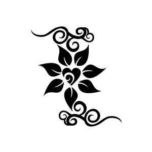 Free black and white floral clip art picture black and white download Free black and white floral clip art - ClipartFest picture black and white download