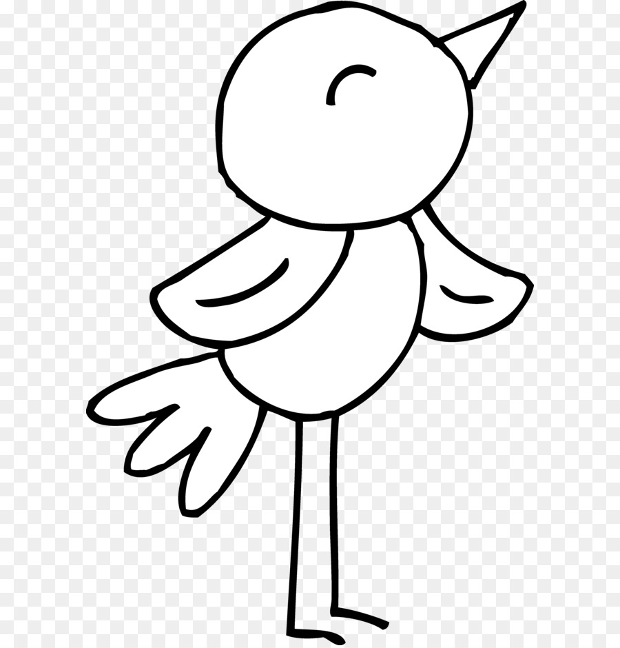 Free black and white flower and bird clipart royalty free download Black And White Flower png download - 3467*4990 - Free Transparent ... royalty free download