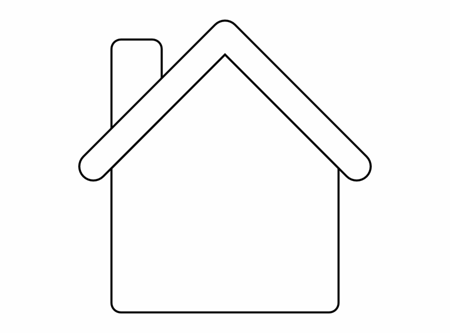 Free black and white ginger bread house clipart free graphic black and white stock Gingerbread House Outline Clip Art 94184 - Gingerbread House ... graphic black and white stock