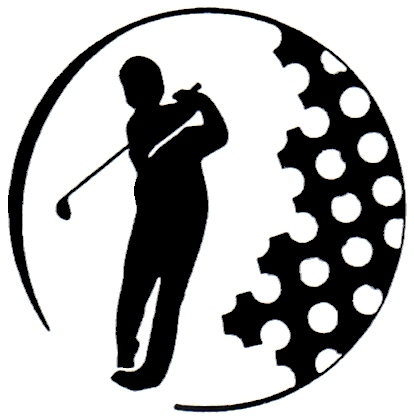 Free black and white golf clipart. Download best