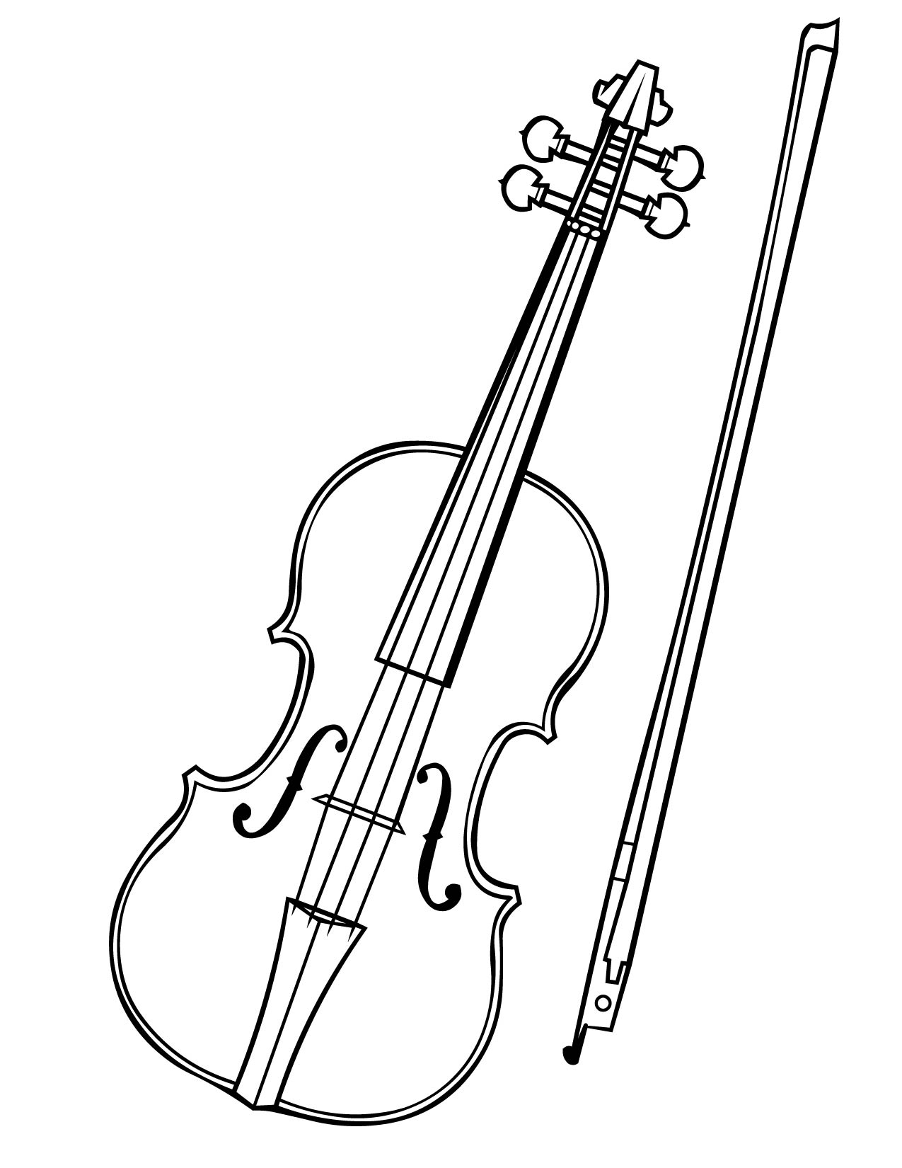 Free black and white musicians bow clipart freeuse download Free Violin Cliparts, Download Free Clip Art, Free Clip Art on ... freeuse download