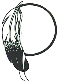 Download best . Free black and white native american clipart