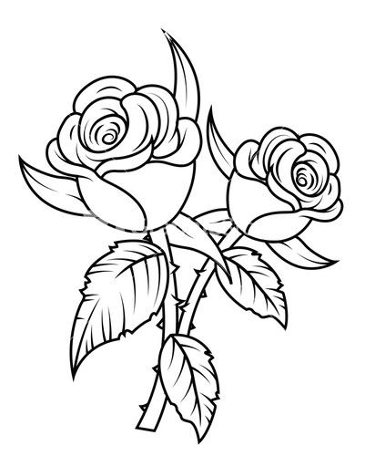 Free black and white rose clipart png library stock Black and white rose flowers images #Flower #Flowers #Wallpaper ... png library stock