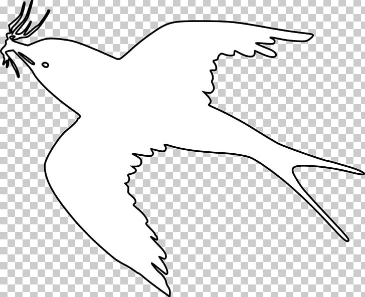 Free black white clipart sswift. And edible bird s