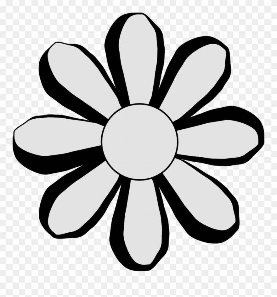 Free black & white flower clipart svg royalty free library New Stock Of Free Black And White Flowers Black And - Flower Black ... svg royalty free library