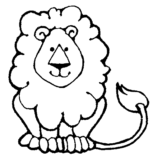 Lion clipart easy laying down black and white banner freeuse library Lion Black And White Clipart | Free download best Lion Black And ... banner freeuse library