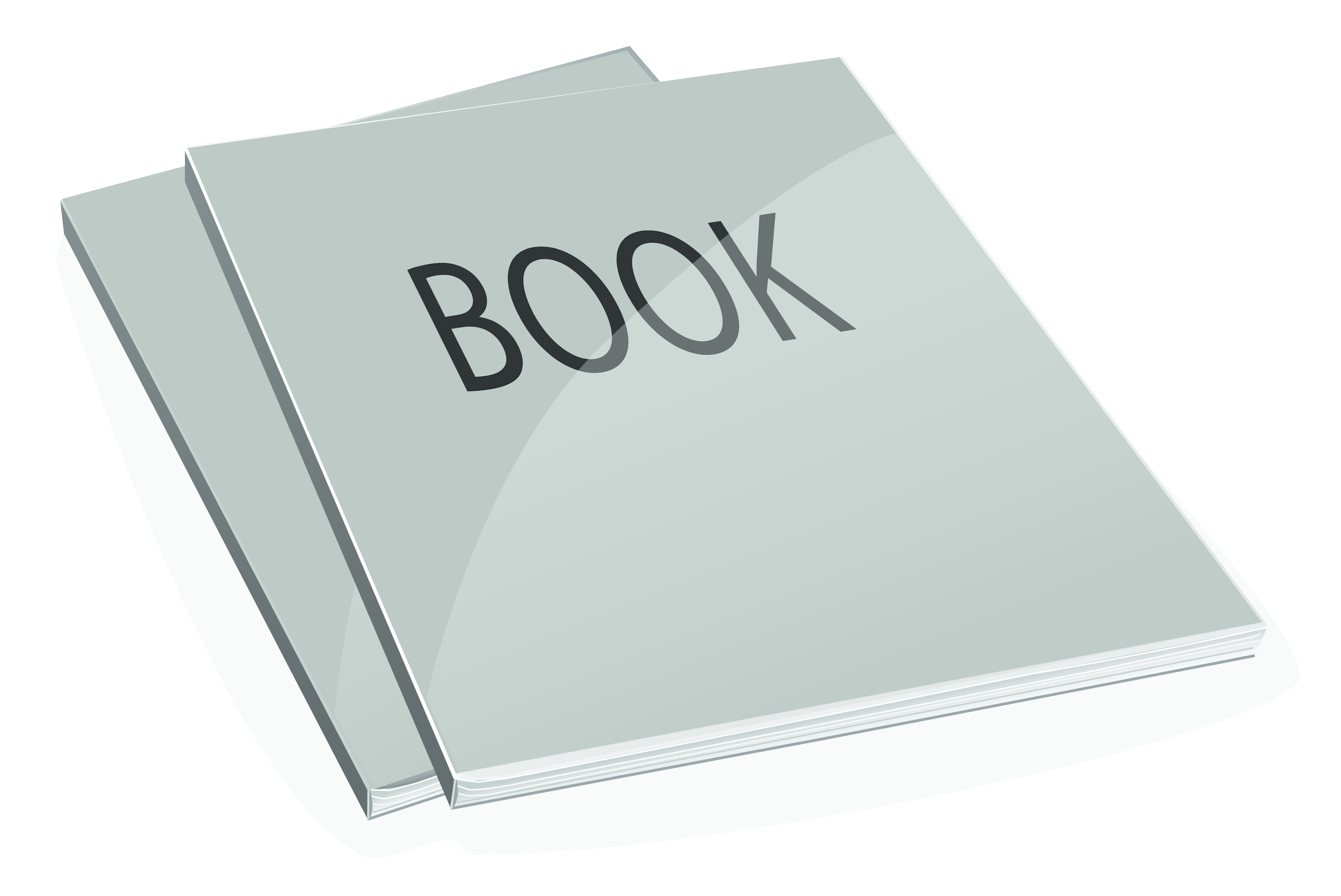 Free blank book template png clipart vector 3d jpg free library Images of Blank Book Cover Template Psd - #SpaceHero jpg free library