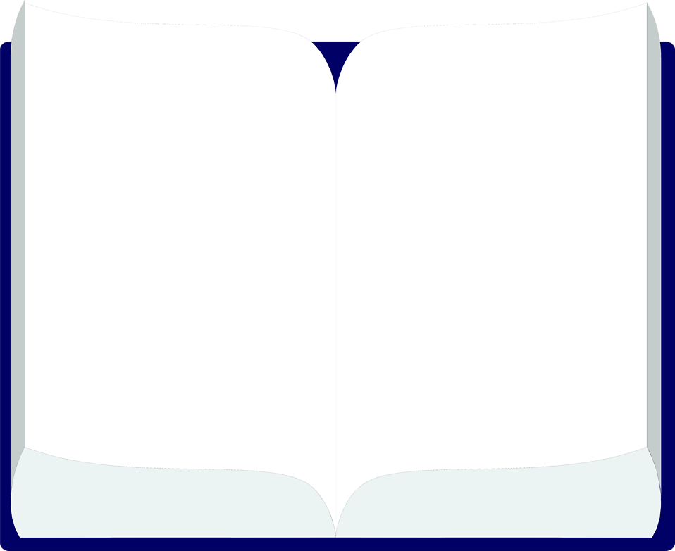 Free blank book template png clipart vector clipart royalty free Free Open Book Images, Download Free Clip Art, Free Clip Art on ... clipart royalty free