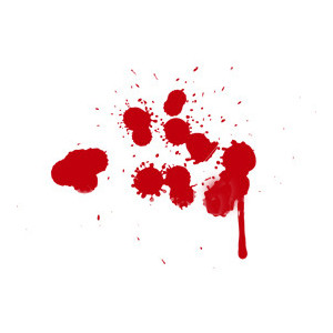 Free blood stain clipart clipart transparent Blood stain clipart - ClipartFox clipart transparent