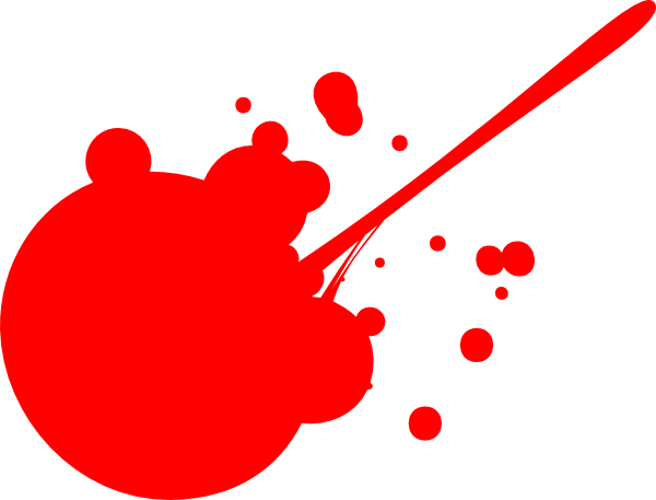 Free blood stain clipart jpg library stock Blood stain clipart - ClipartFox jpg library stock