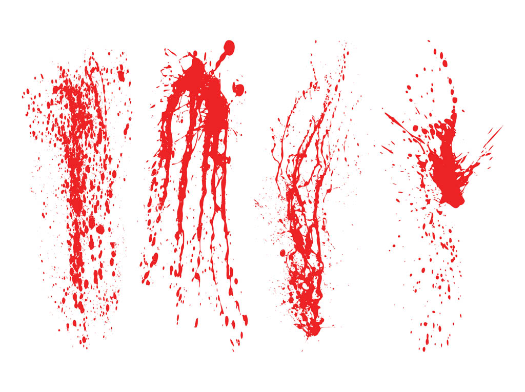 Free blood stain clipart svg freeuse stock Blood Splatter Clipart - Clipart Kid svg freeuse stock