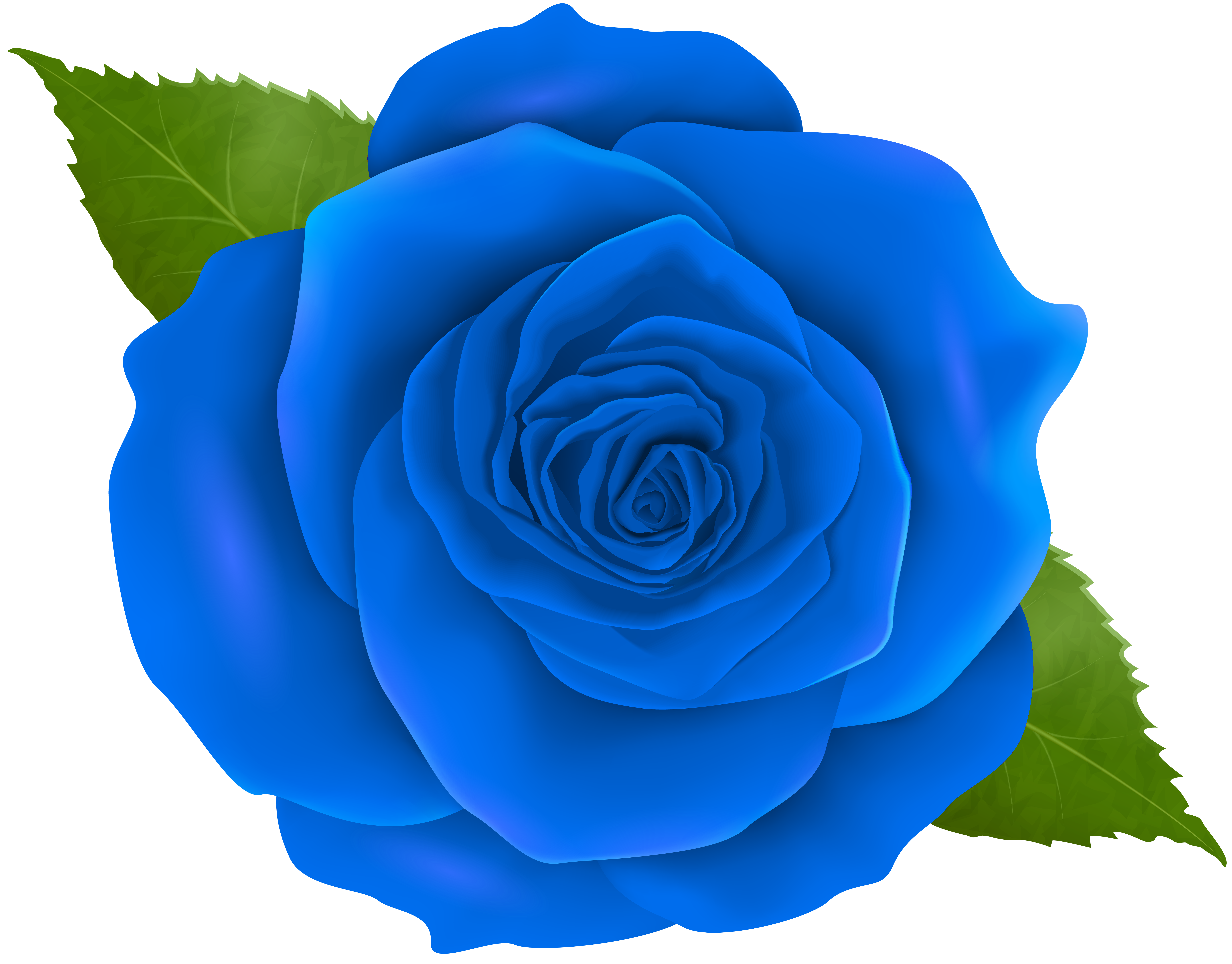 Free blue flower clipart clip transparent stock Blue Rose Transparent PNG Clip Art | Gallery Yopriceville - High ... clip transparent stock