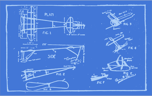 Free blueprint clipart.  public domain vectors