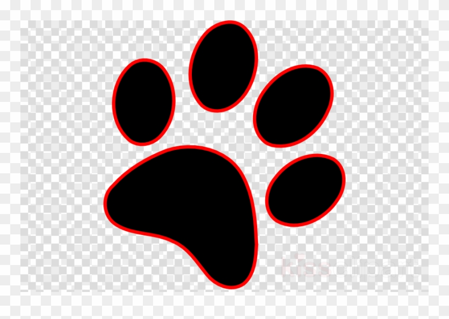 Free bobcat paw print clipart image black and white download Bobcat Paw Print Clipart Paw Cat Clip Art - Black Youtube Icon Png ... image black and white download