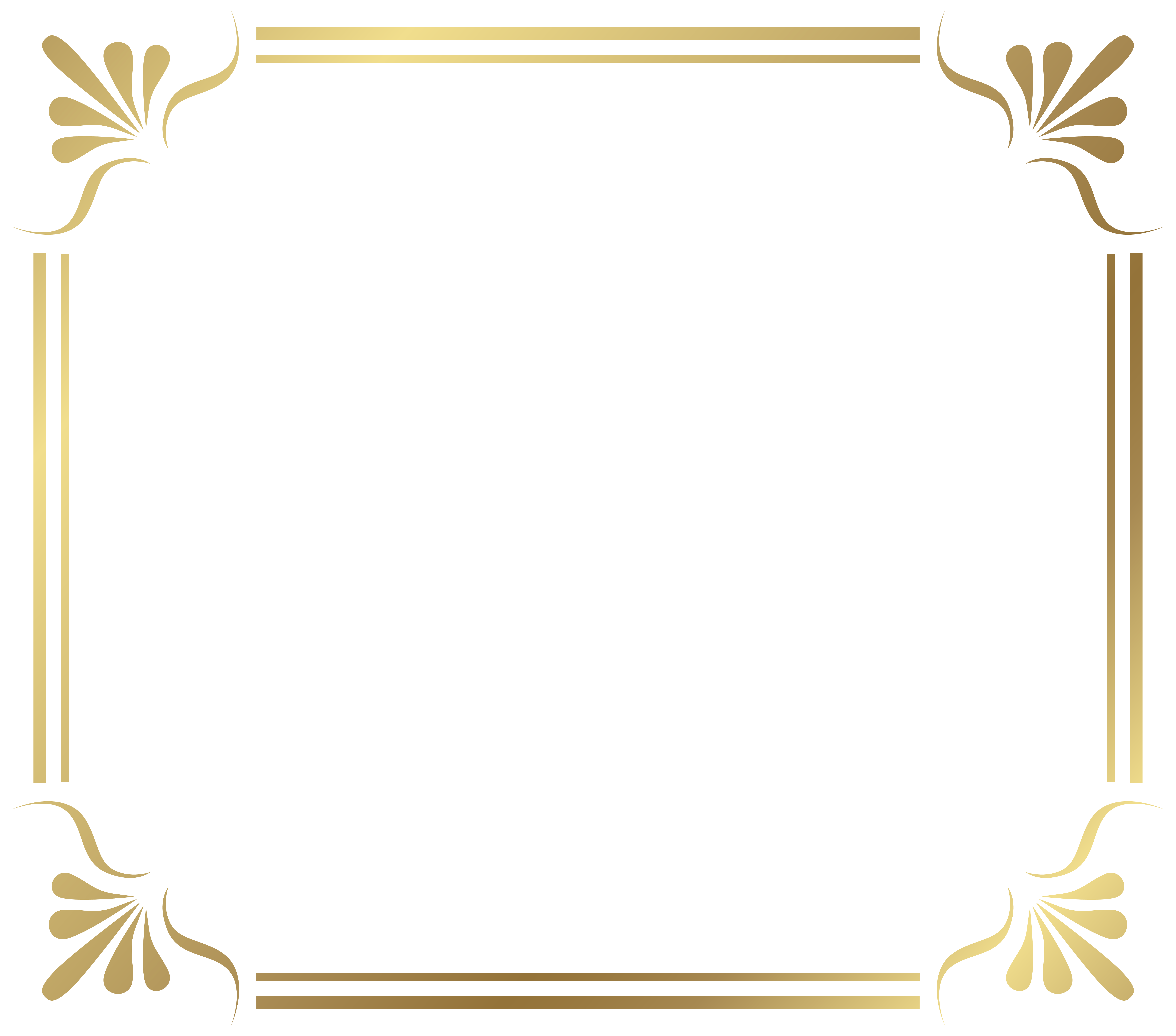 Free borders to download picture black and white library Frame Border PNG Image | Gallery Yopriceville - High-Quality Images ... picture black and white library