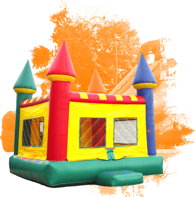 Free clipart bounce house black and white Mr. Big Bounce | Bounce House Rentals Rochester NY black and white