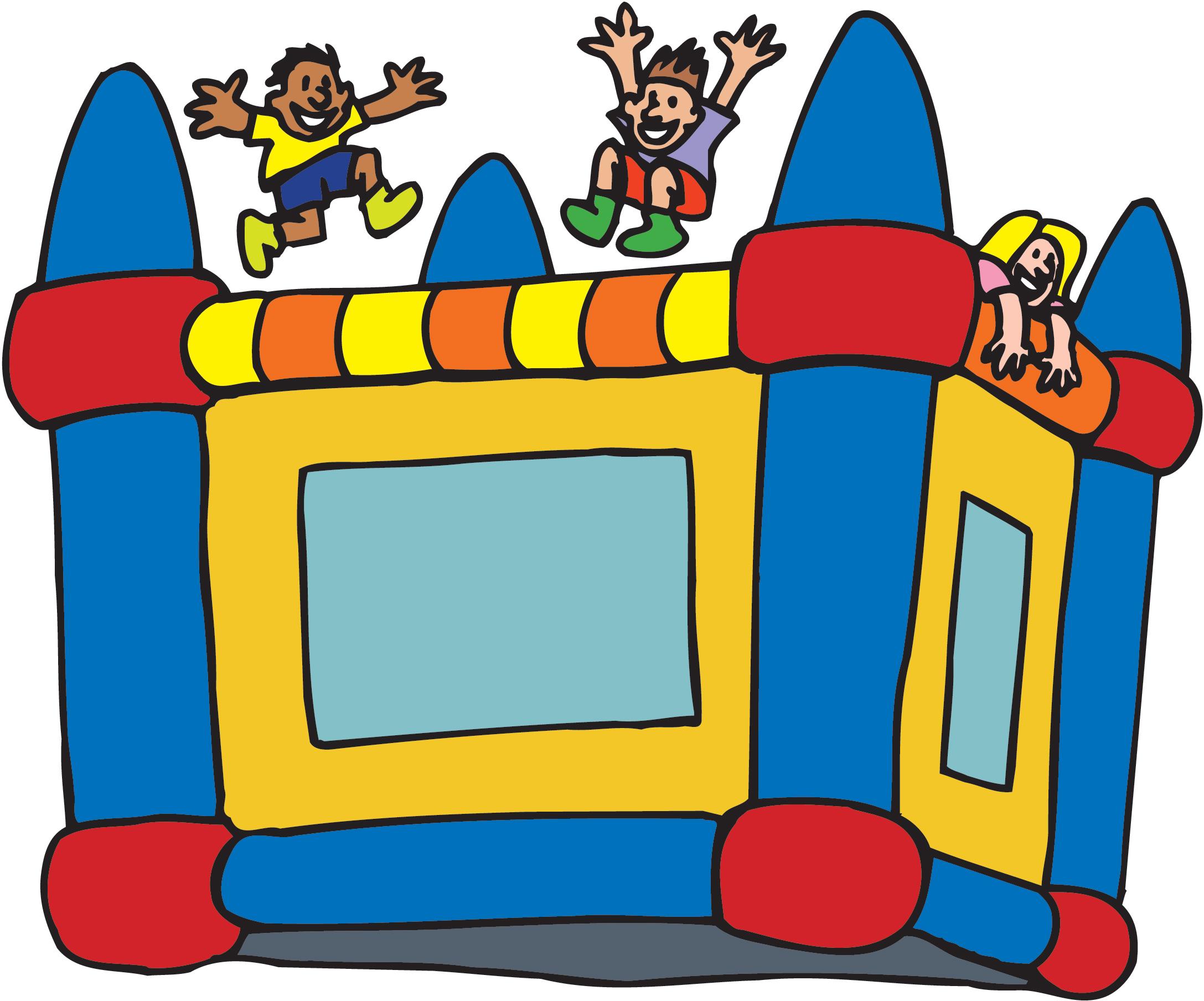 Free bouncy castle clipart clip art freeuse library Bouncy Castle Clipart   Free download best Bouncy Castle Clipart on ... clip art freeuse library