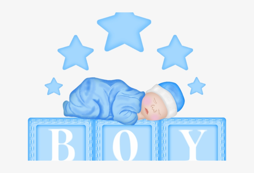 Free boy baby shower clipart image free Baby Boy Shower Clipart - Baby Blocks Clipart Boy - Free Transparent ... image free