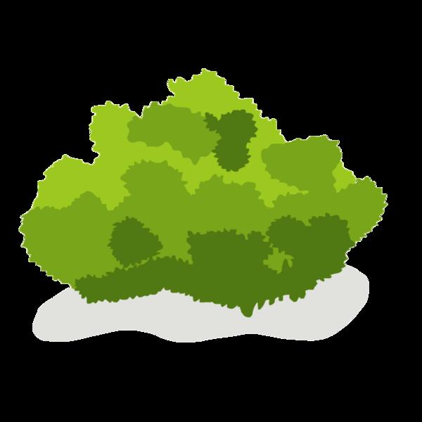 Free bush clipart transparent download 15+ Bushes Clipart | ClipartLook transparent download